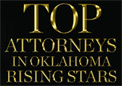 Top Attorney in Oklahoma Rising Stars